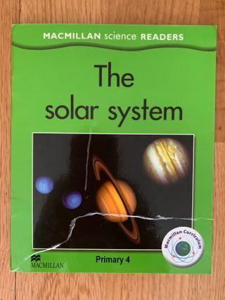 The Solar System, 4º Primaria