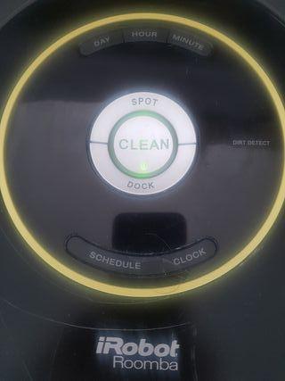 Robot Roomba 650