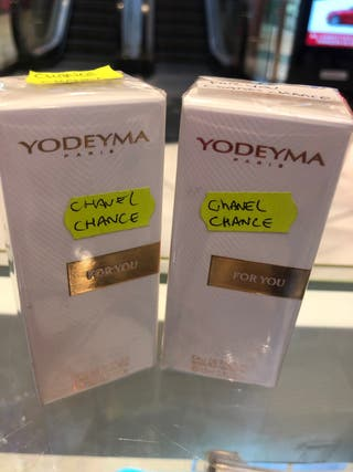 Perfumes pequeños for you yodeyma