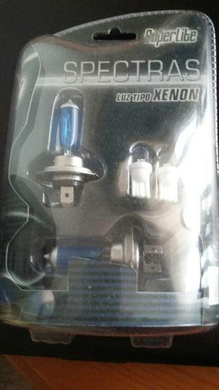 Juego de bombillas tipo Xenón H7 75w
