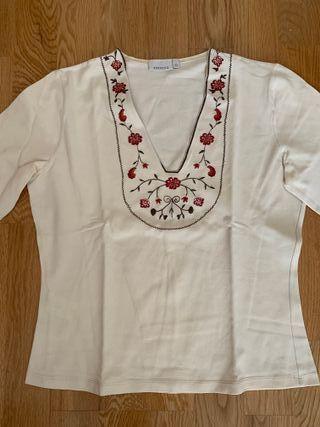 Camiseta Trucco, talla 42