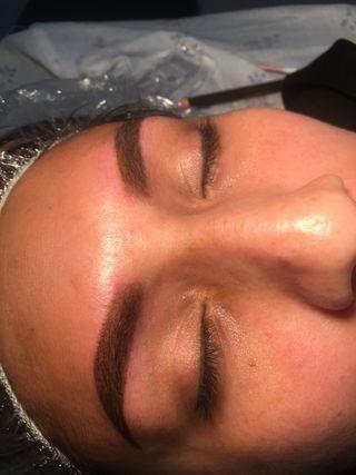 Micropigmentacion de sejas labios