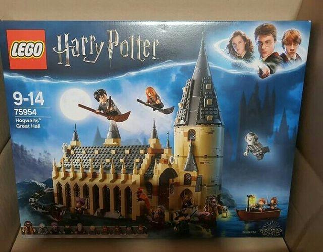 Lego Harry Potter 75954 Gran comedor de Hogwarts