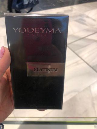 Perfume platinum yodeyma