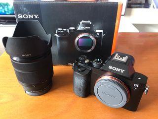 Sony a7 COMO NUEVA