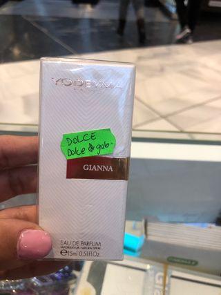 Mini perfume gianna yodeyma