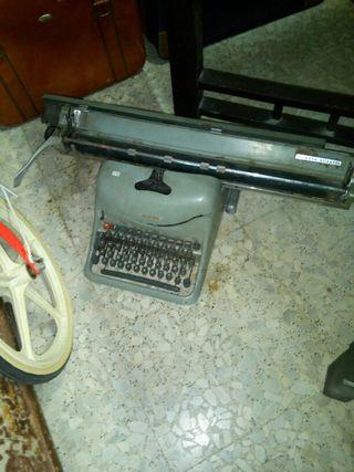Maquina escribir carro grande ms d 500 articulos