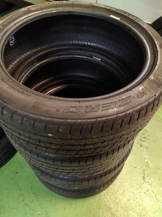 neumáticos Pirelli P ZERO 205/45/17 84v