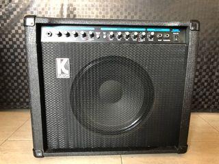 Amplificador de guitarra nuevo Kustom 80 Watt