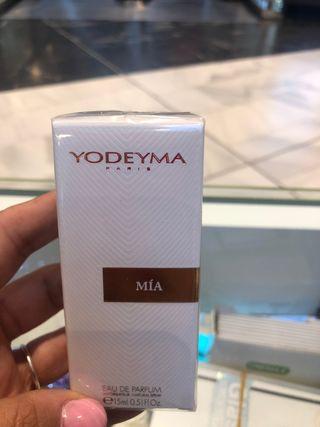 Mini Perfume mia de yodeyma