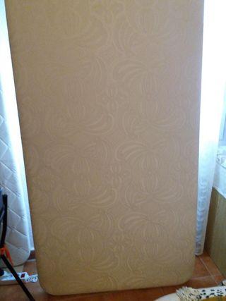 Bases de colchón tapizadas 90x190.