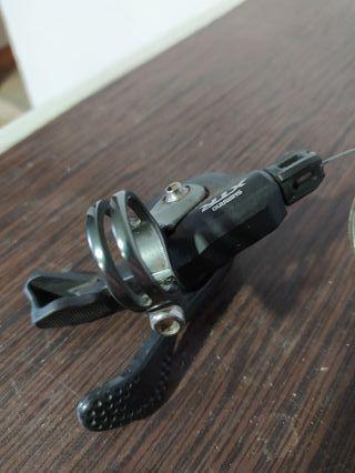Desviador y pulsador del desviador XTR