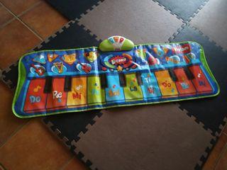 piano musical suelo bebe niño juguete