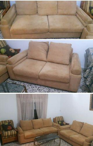 se vende sofa de 2 y 3 plazas