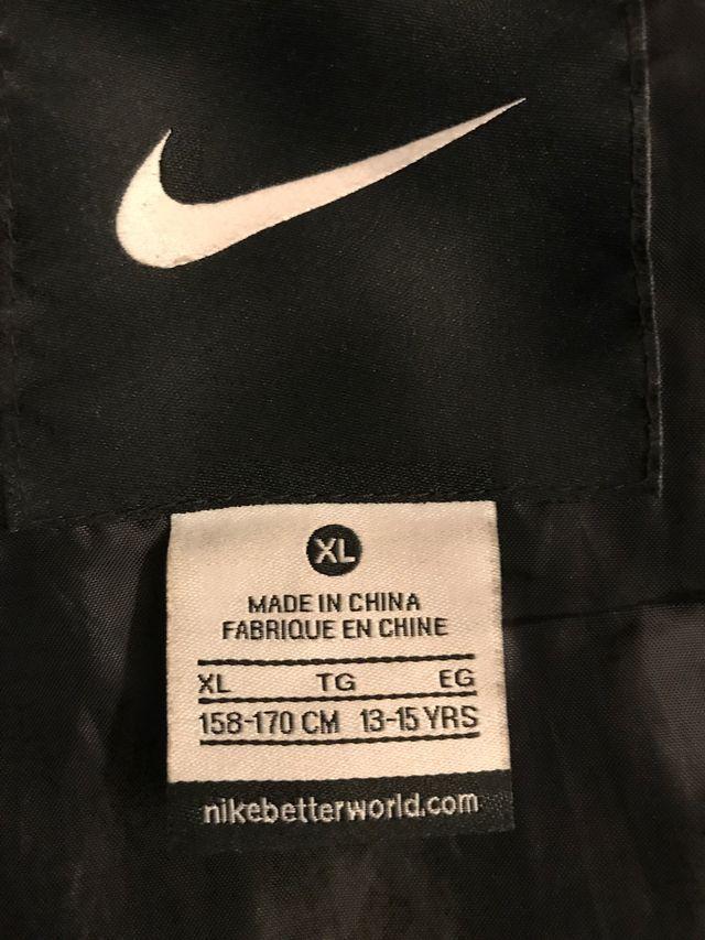 replicas sensación cómoda sitio autorizado Cazadora plumas Nike atlético de madrid de segunda mano por 25 ...