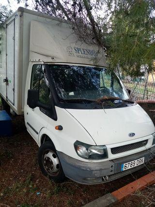 Camión de carga 3500 kl