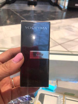 Mini Perfume west yodeyma