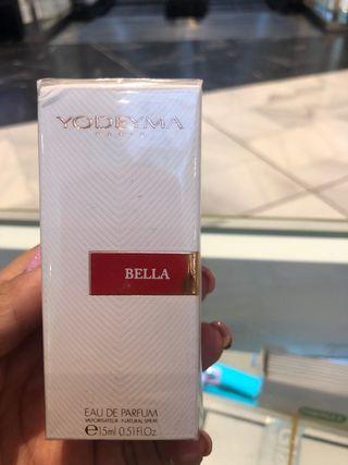 Mini perfume bella yodeyma