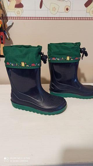 botas de agua unixes