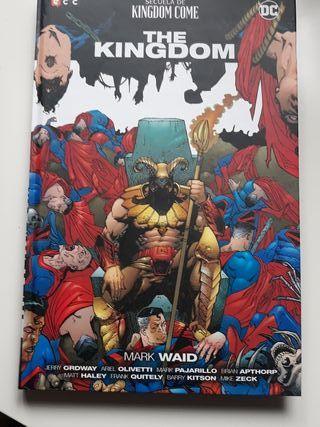 The Kingdom ECC DC cómics