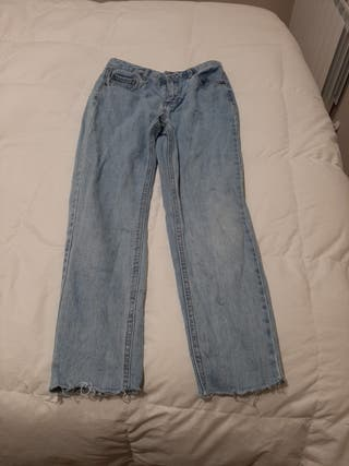Pantalon vaquero 36, pull and bear