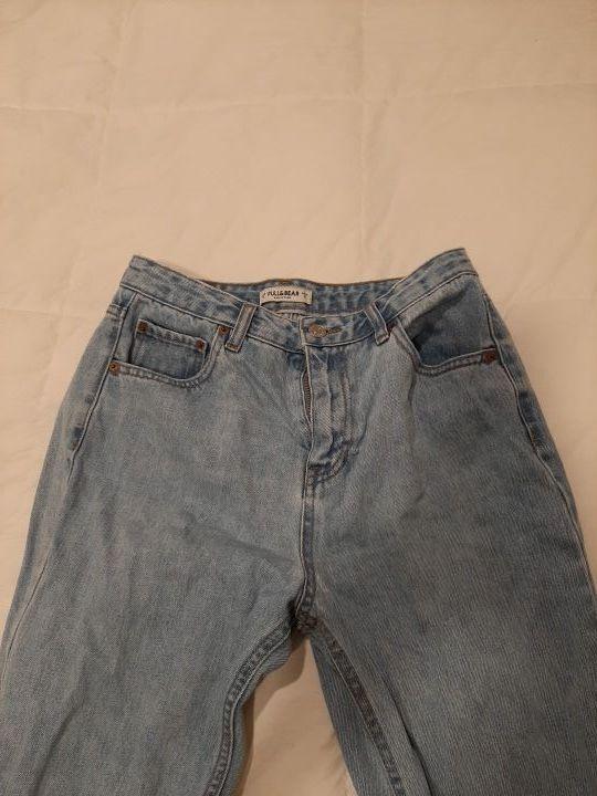 Pantalon vaquero 36, pull and bear