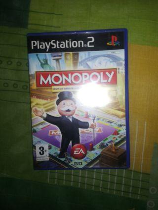 Monopoly para la PlayStation 2