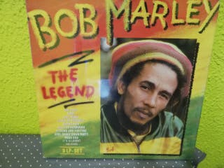 VINILO BOB MARLEY - THE LEGEND