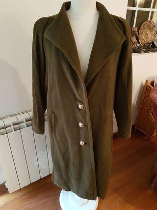 Abrigo verde T40-42