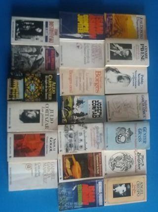 19 novelas de la colección Bruguera Libro Amigo