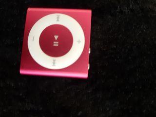 iPod Shuffle 2 GB - Rosa fucsia