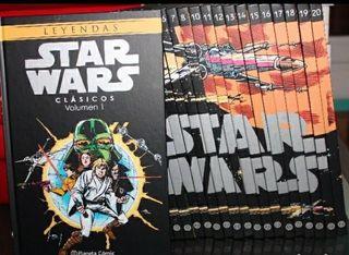 Comics Clasicos Star Wars