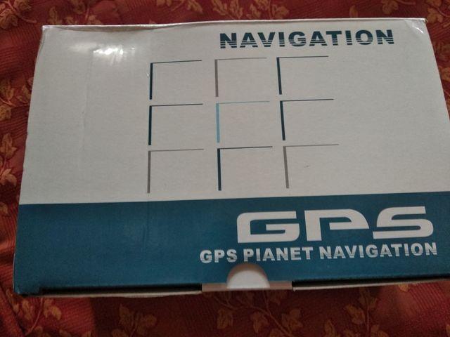 GPS 7 Pulgadas para Coche con Bluetooth a Estrenar