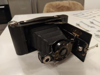 Kodak no.2 autographic brownie camera