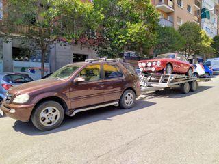 Grua coches, local -nacional