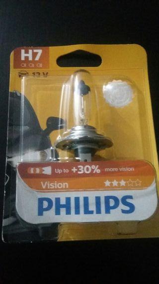 Bombilla Philips H7de recambio