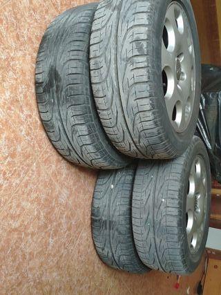 Neumáticos con llanta Audi A3