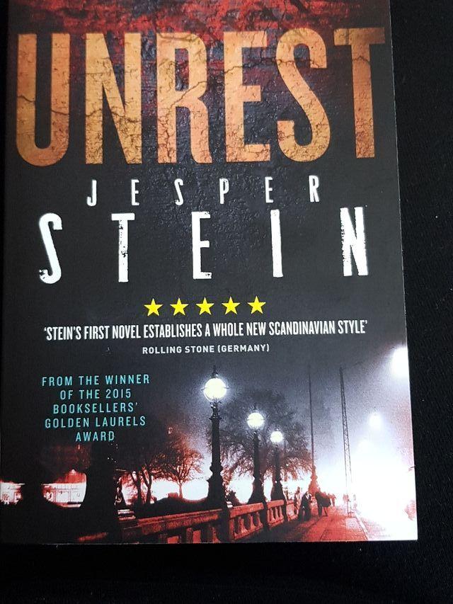 Unrest by Jesper Stein