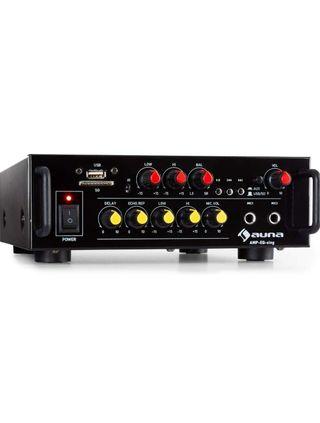 Auna Amplificador HiFi de Karaoke PRECINTADO