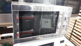 Microondas eurowave inox