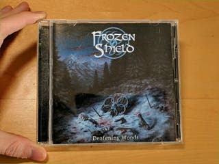 Frozen Shield EP Deafening Woods