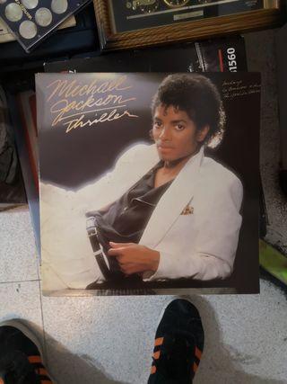Michael Jackson Thriller vinilo