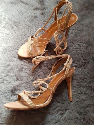 Zapatos tiras marca Vicenza