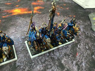 Warhammer lote guerreros del caos