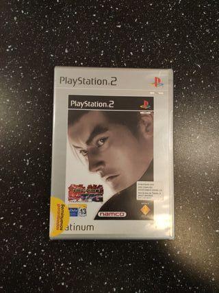 PlayStation 2 Tekken Tag