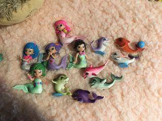 Magiki lote 7 delfines