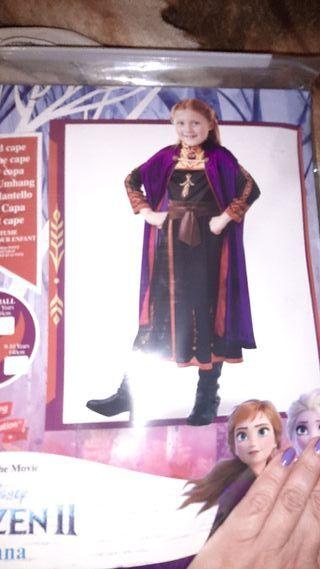 Disfraz de ANNA, Frozen II