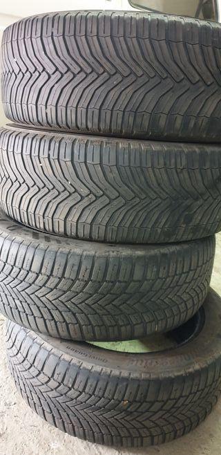 4 ruedas de invierno 205 55 16 94v