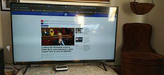 TV Samsung ru7105K 55 pulgadas