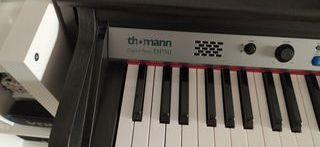 piano eléctrico de pared